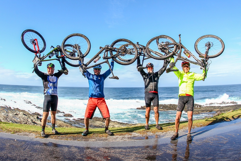 Watch The Glacier Storms River Traverse On SuperSport