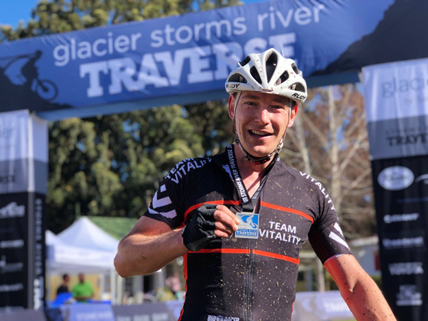 Rookie Biesheuvel Sums Up Spirit Of The Glacier Storms River Traverse
